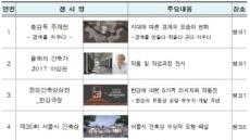 '서울건축문화제' 내달 1일 개막