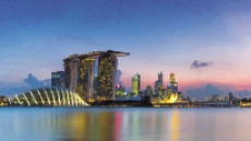 동서양의 매력이 어우러진…'팔색美'의 나라 싱가포르