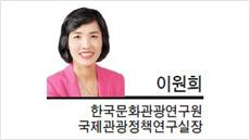 [헤럴드포럼-이원희 한국문화관광연구원 국제관광정책연구실장]사드 이후 한국관광의 방향