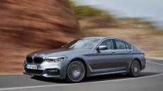 BMW 2018년형 뉴 5시리즈 출시…기본형 6700만원