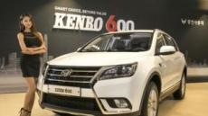 한국車 중국서 반토막인데…중국車 한국서 1년새 5배 증가