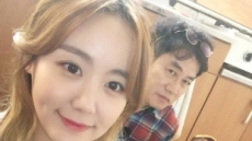 """이경규""""딸 예림,남친 김영찬과 안헤어졌으면 좋겠다"""""""