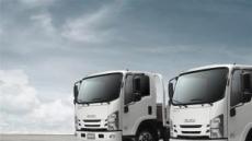 현대차 잡자…中·日 중형트럭 시장 도전