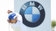 고진영, 프랑스 안가길 잘했다…BMW 우승 수직상승