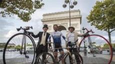 [세상은 지금]2만9000km 최단기간 자전거 세계일주