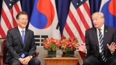한미 정상회담에서 핵추진 잠수함 도입 논의된 듯