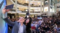 '갤노트8' 22일 말레이시아-태국 출격