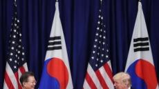 한미 정상회담서 中 사드 보복 설명한 文 대통령…관심 보인 트럼프