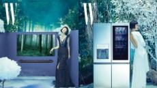 LG SIGNATURE, 톱모델 송경아와 함께한 화보 공개