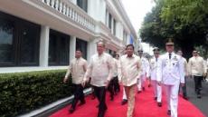 """필리핀 대통령 관저 인근서 총격…""""두테르테는 부재중"""""""