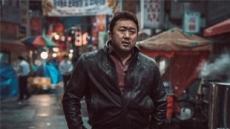 '범죄도시', 관객 100만 돌파…박스오피스 2위