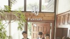 JBJ, 데뷔앨범 '판타지' 트랙리스트 공개..김상균-권현빈 작사 참여