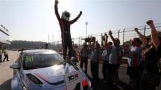 현대차 'i30 N TCR' 레이싱 대회 데뷔전서 우승