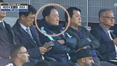 김호곤 기술위원장, 모로코전서 '졸고 있는 모습' 논란