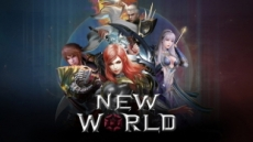 모바일 MMORPG '뉴월드', 사전예약 개시