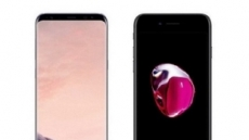 갤럭시S8·아이폰7 구매 시, '태블릿 PC' 사은품 지급