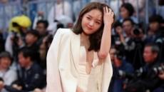 '아역스타' 서신애 드레스, 올해 부산영화제 최대 화제