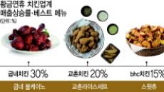 황금연휴 치킨업계 '파닥'