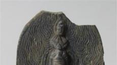 삼국시대 여성보살 금동 3존불 첫 발굴