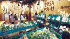 [aT와 함께하는 글로벌푸드 리포트] 지역농식품 특판장 깔리는 日 고속도로 휴게소
