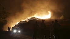 美 나파 산불 일주일 째…'악마의 바람' 탓