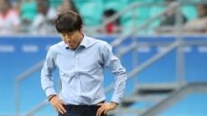 한국 FIFA랭킹 62위로 폭락…중국에도 사상 첫 추월