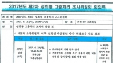 """""""한국학중앙연구원 성폭력 피해자를 '트러블 메이커'로 매도"""""""