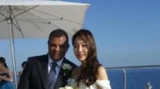 '2년 열애' 에어아시아 회장, 한국여성과 웨딩마치