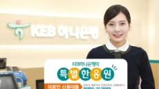 KEB하나은행, 의료인 신용대출ㆍ신혼부부 전세론 출시
