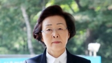 """'문재인 허위비방' 신연희 강남구청장 """"朴 탄핵 주도한 文 미웠다"""""""