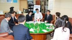 후쿠오카시 일행, 교류사업 발굴차 광양시 방문