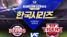 """한국시리즈 예매, '인터파크티켓'서 22일 오후 2시부터…""""2차전은 3시"""""""