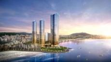 '현대 힐스테이트 이진베이시티', 부산 서구권 최고층에서 누리는 바다 조망