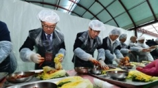 평창서 유네스코 유산, 김장 축제 열린다