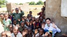 추자현, 아프리카의 천사 되다…많은 일정 포기