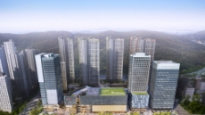 상업ㆍ업무ㆍ주거 한곳에…태영건설 '광명역 어반브릭스' 12월 분양