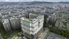 직주근접 오피스텔 '가산 센트럴 푸르지오 시티' 10일 분양