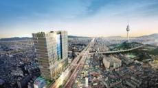 15층 규모의 새 모습으로 거듭나는 복합상가 '광장코아 &'