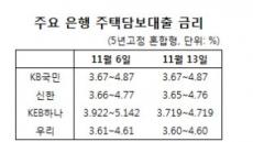 은행  vs. 당국...대출금리 '밀당' 중(?)
