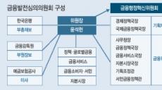 금융권 '슈퍼파워' 금발심, 닻 올랐다