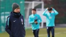 한국축구, 오늘 차포 뗀 세르비아와 평가전..신태용, 정몽규 운명 결정