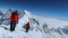 노스페이스팀, 국내 최초 산악계 오스카상 받았다