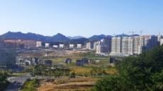 주거전용 단독주택용지 최고 3,106대 1, 원주기업도시인기 어디까지