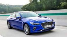 독일車 잡겠다던 G70, 두 달만에 판매량 앞질렀다