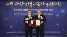 신한카드, 8년 연속 대한민국지속가능성지수 신용카드 부문 1위 달성