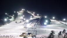 국내 스키장 17일 첫 개장…설레는 스키어ㆍ스노보더 계절