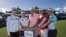 올 세계 '골프여제' 이번 주 판가름 난다