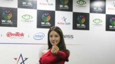 """[지스타 인터뷰]아이덴티티 엔터 신예지 과장 """"WEGL, '모두의 e스포츠'로 만들 것"""""""