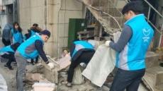 SPC그룹 임직원, 포항 지진 피해지역 주민 돕기