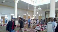 이집트 모스크 폭탄·총기 테러 235명 사망